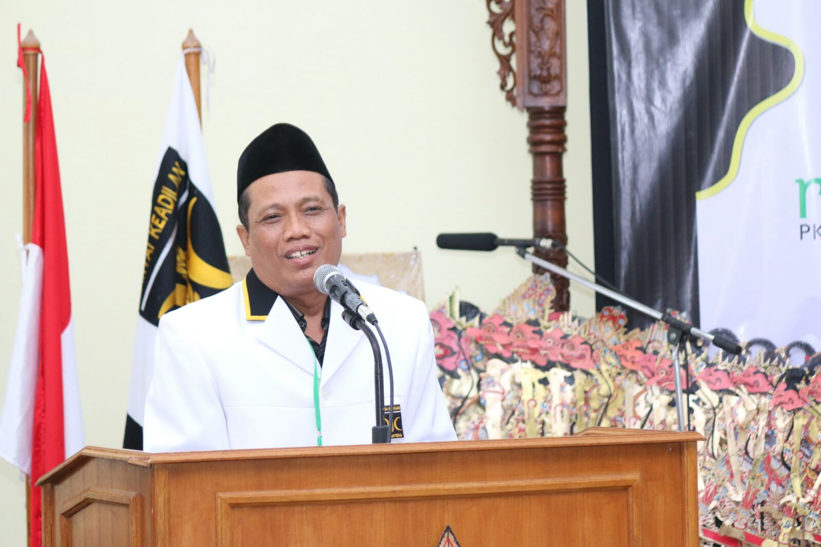 Ketua DPW PKS Jateng periode 2015-2020 Kamal Fauzi. (Foto: pksjateng.or.id)